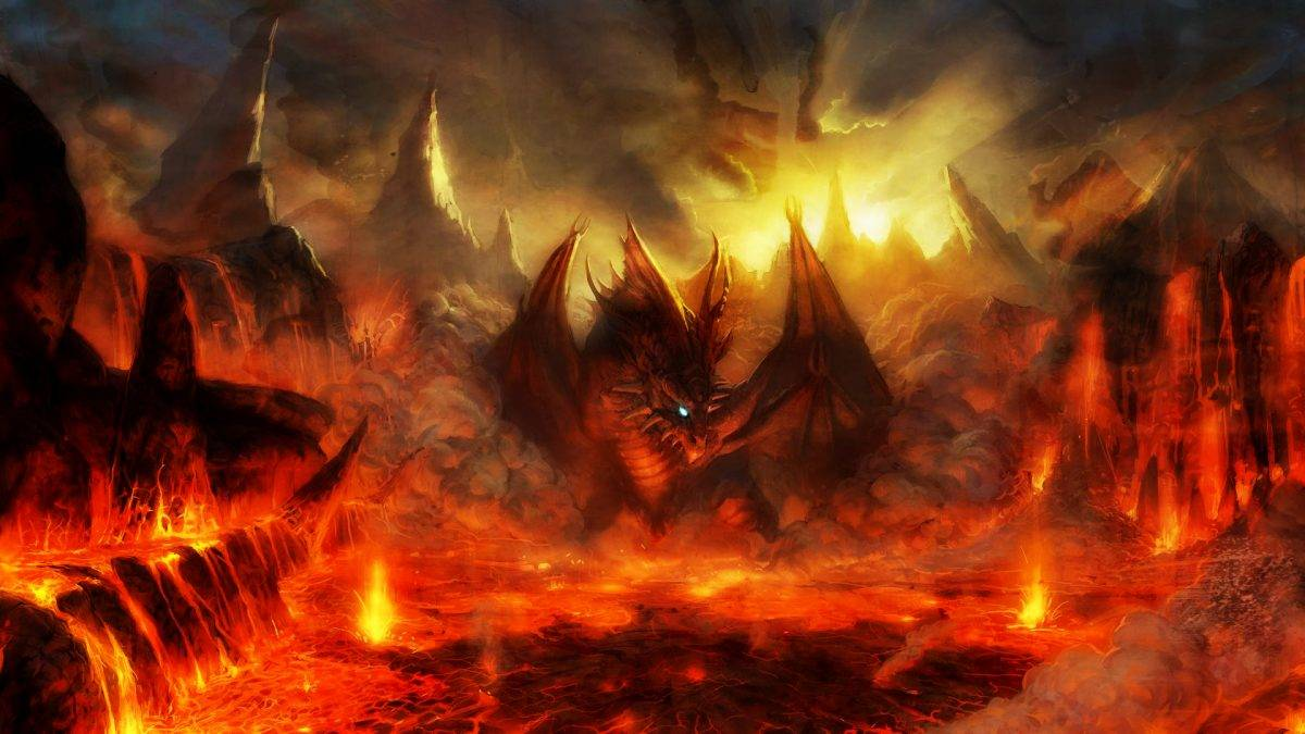 Judgement of Satan and fallen angels