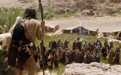 John the Baptist and Elijah