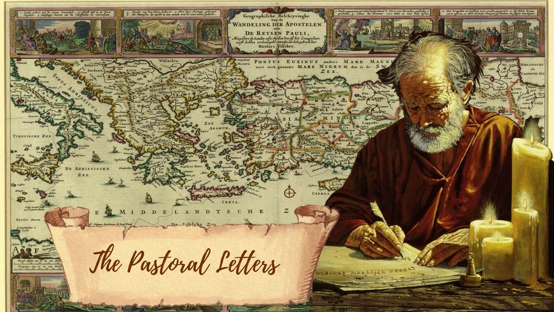 The Pastoral letters: 1 Timothy, Titus and 2 Timothy
