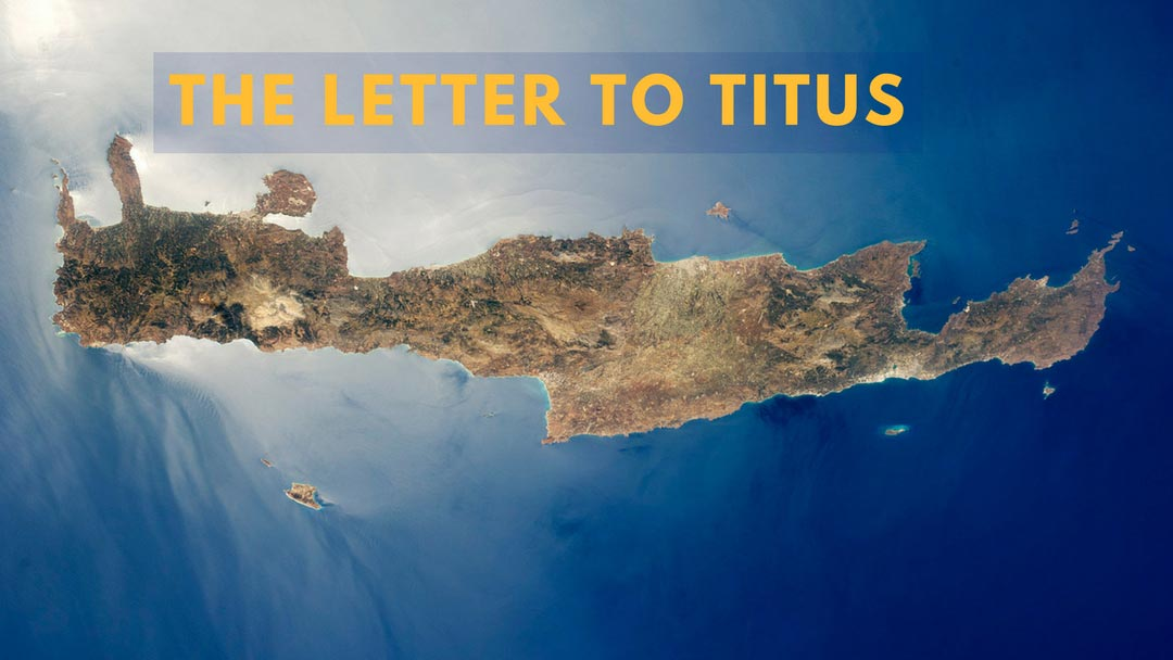 Like the other pastoral letters, the letter to Titus emphasizes the life and leadership of local churches as well as godliness and good works.