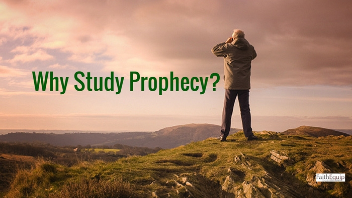 Under the inspiration of the Holy Spirit, the apostle Paul wrote, 'Do not despise prophecies' (1 Thes 5:20). These days, however, many 'leaders' say that studying Bible prophecies diverts attention away from evangelism, Christians should not 'try to figure out prophecy' or speculate about how God will fulfil his plans in history. A bias against supernaturalism and predictive prophecy is common. Why then do we study Bible prophecies?